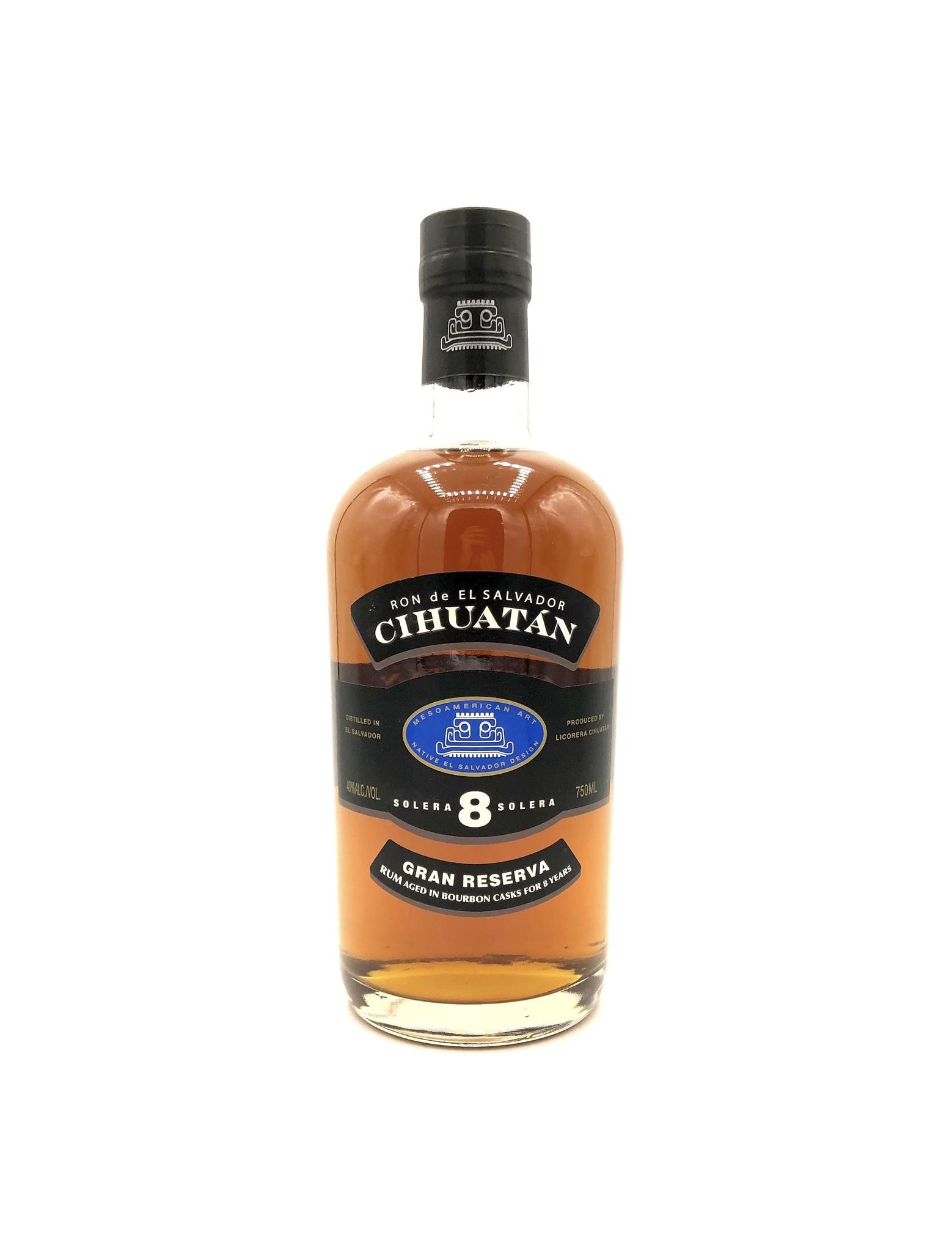 Rum 8-Year Cihuatán