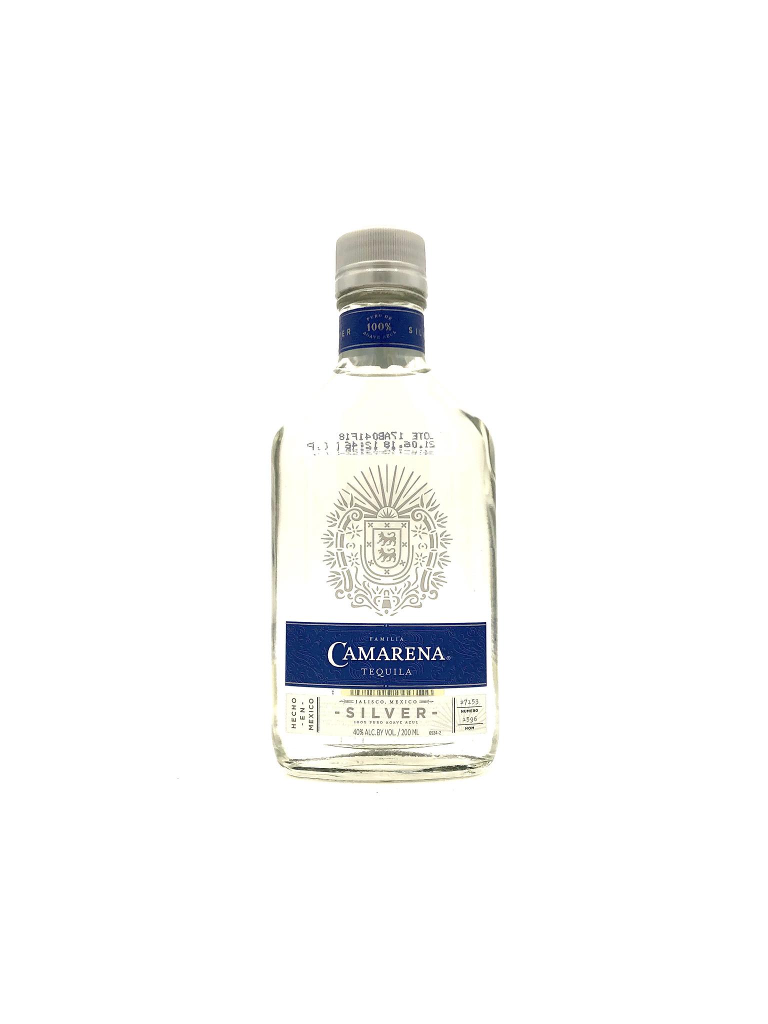 Silver Tequila 200mL Familia Camarena