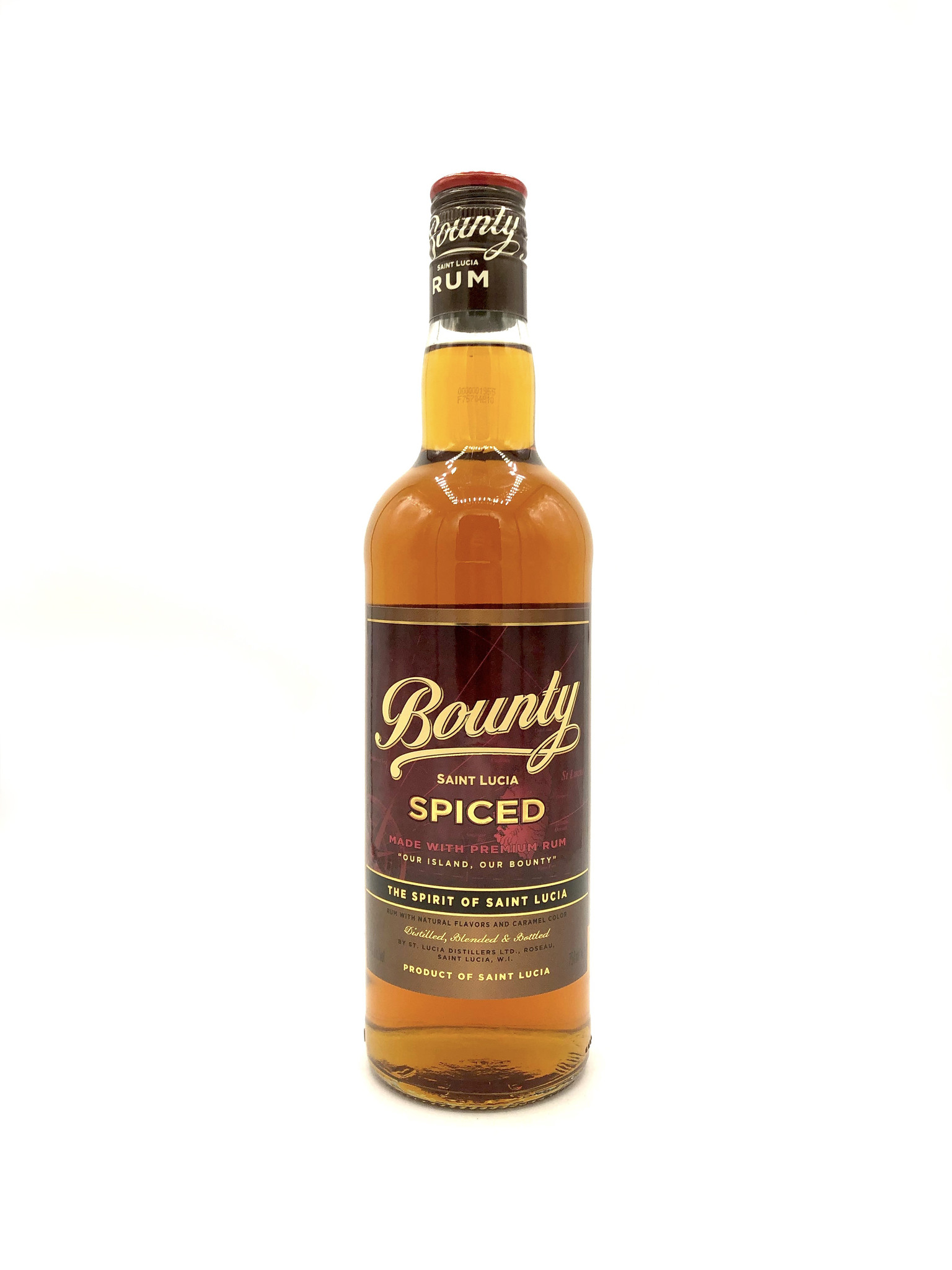 Spiced Rum Bounty