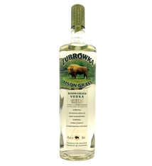 Bison Grass Vodka 750ml Zubrowka