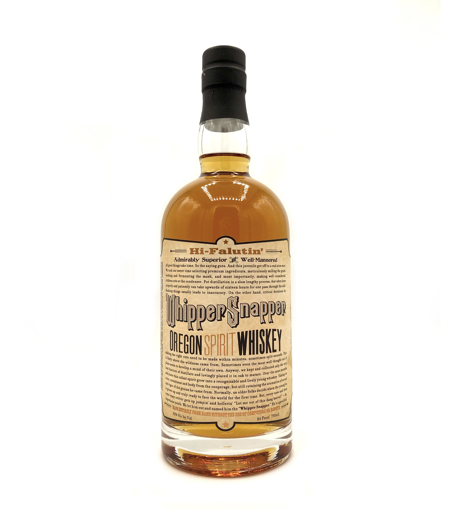 Oregon Whiskey Whipper Snapper