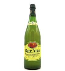 Cider, Sidra Natural, Bere Aran