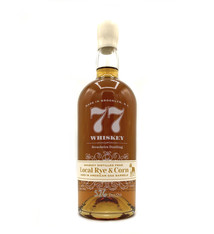 "Whiskey ""77"" Local Rye & Corn Breuckelen"