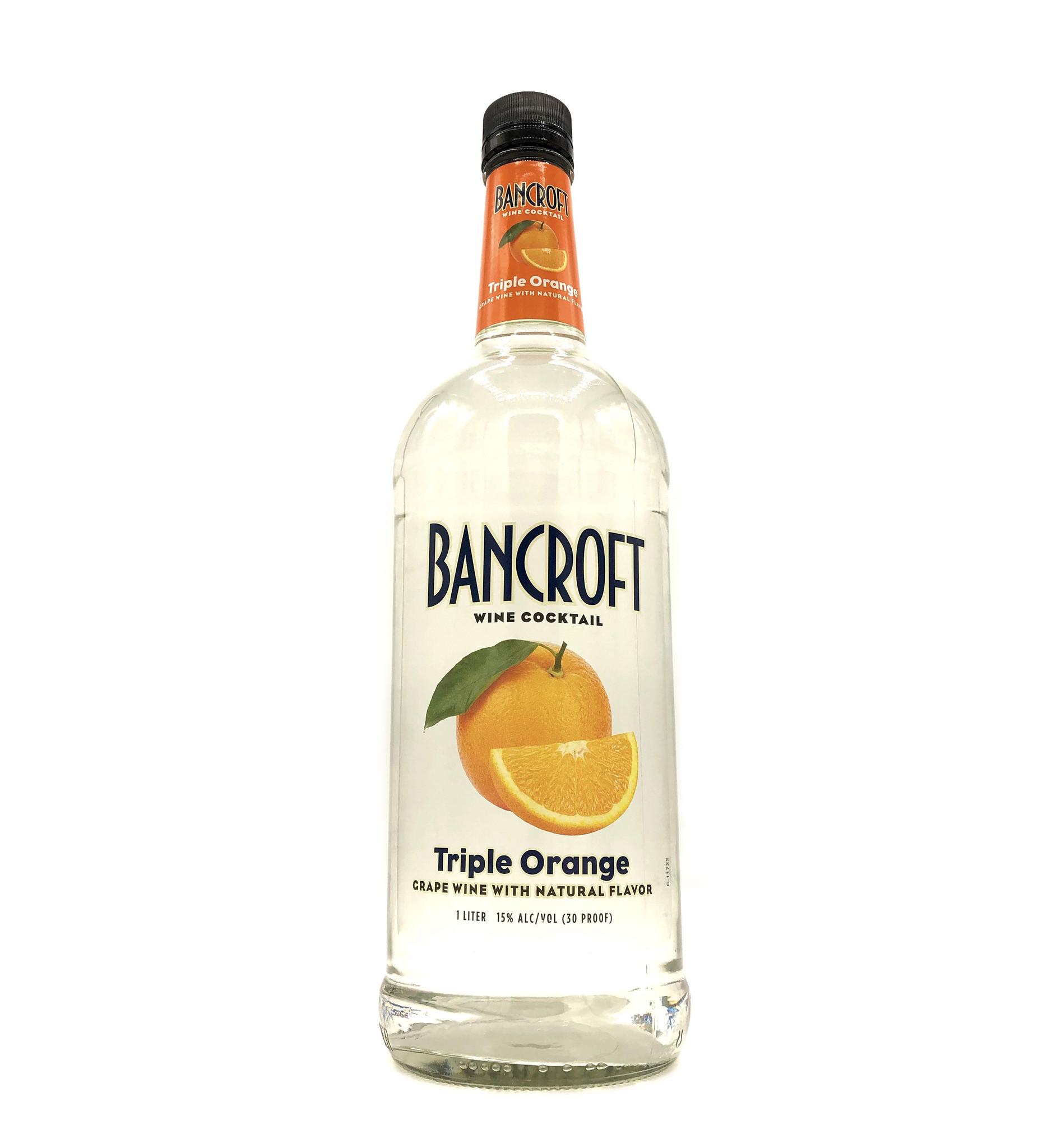 Triple Sec 1L Bancroft
