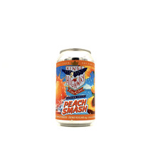 Cider Peach Smash 12oz Can Kings Highway