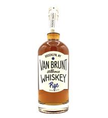 Rye Whiskey Van Brunt Stillhouse