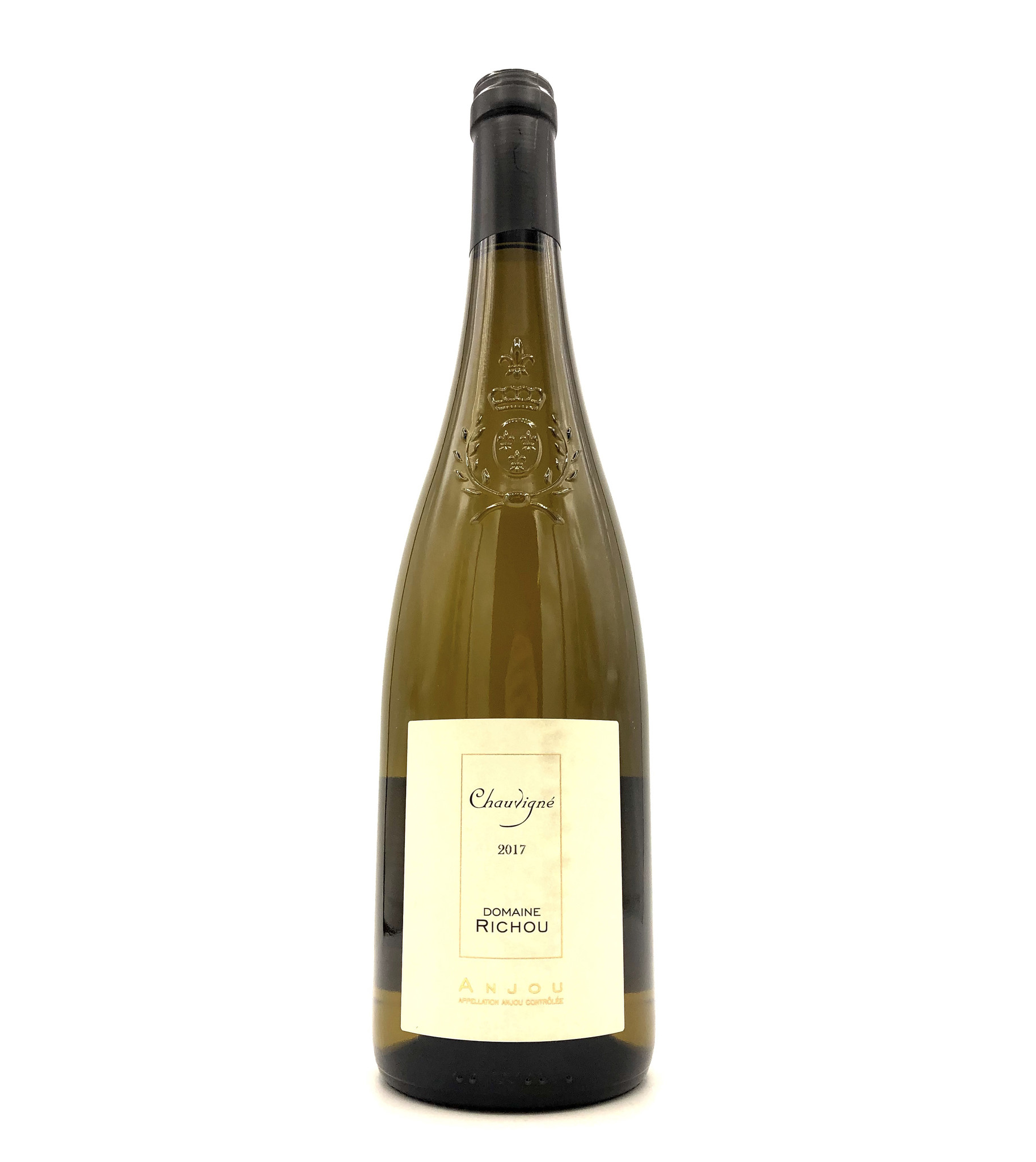 Anjou Chauvigné Blanc 2017 Domaine Richou