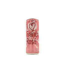 I Love French Rosé 250ml (can) 2018 Castelbarry