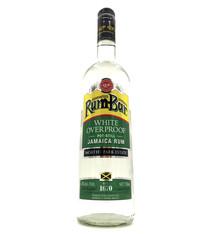 Overproof White Rum 750ml Rum-Bar