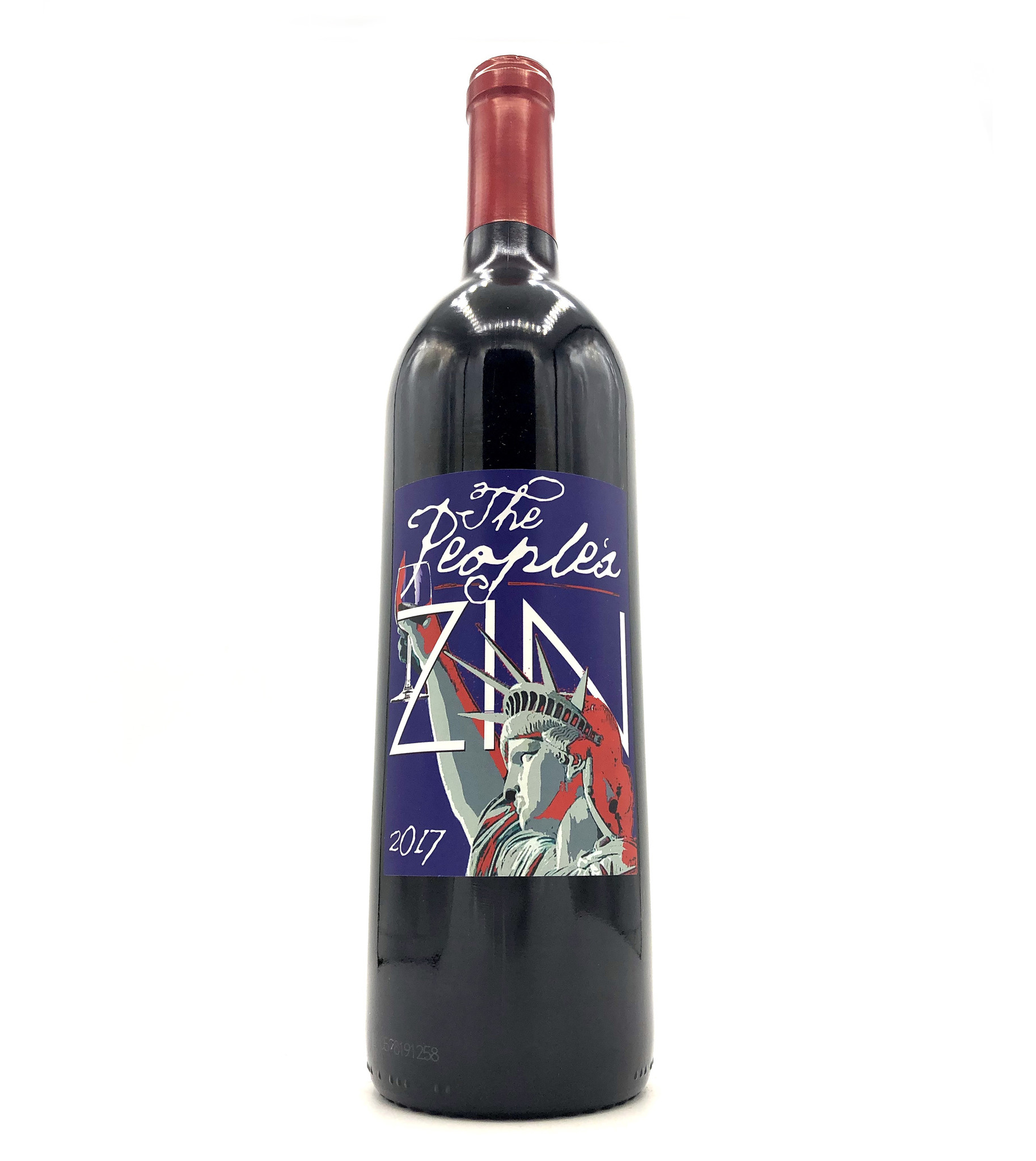 Zinfandel 2017 The People's Wine Co.