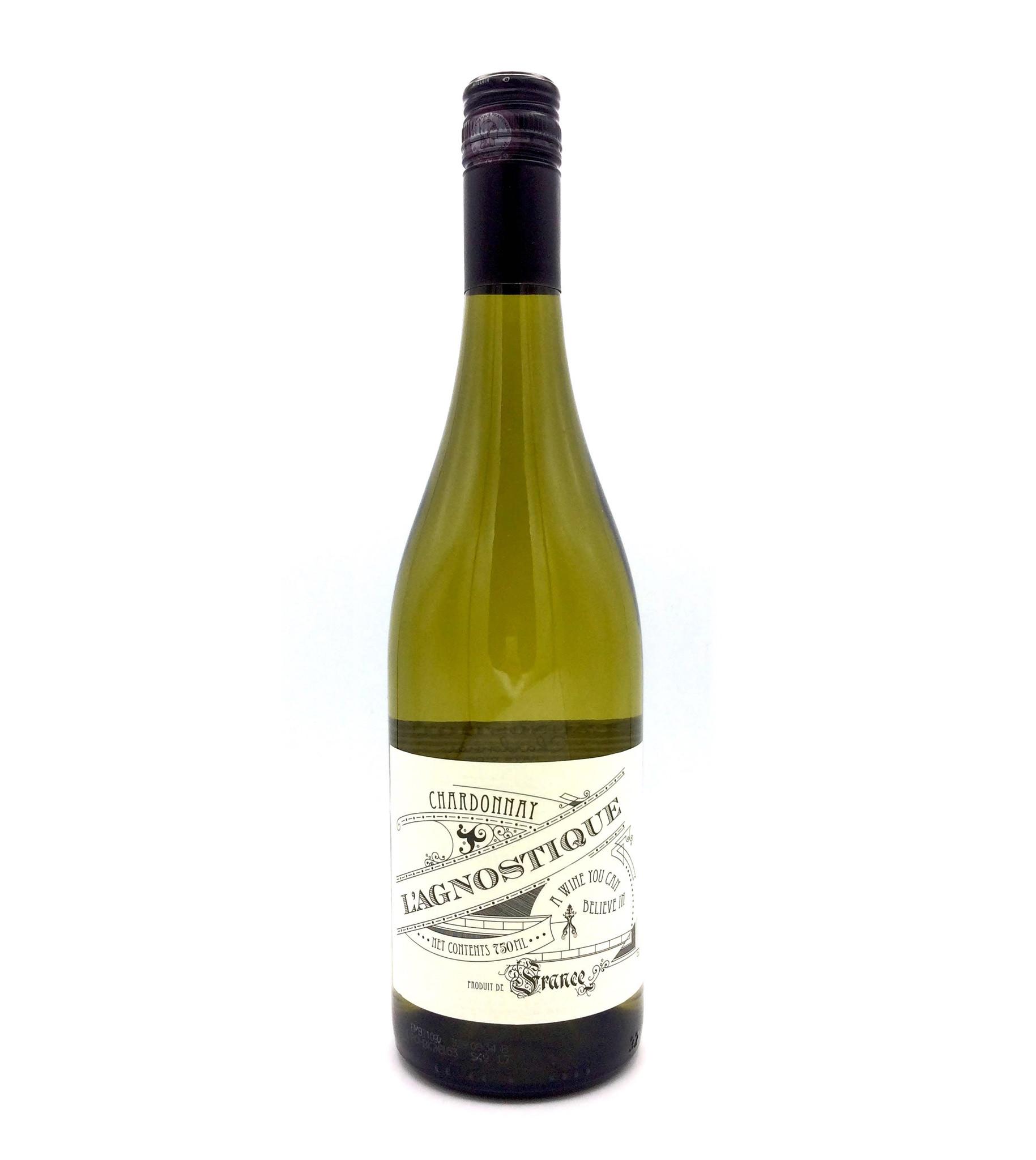 Chardonnay 2018 L'Agnostique