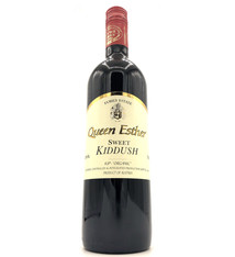 Kosher Kiddush Sweet Red NV Queen Esther