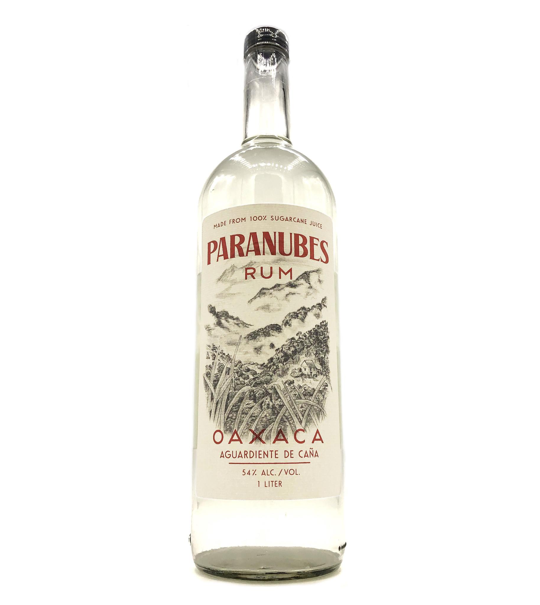 Paranubes Oaxaca Rum Blanco 1L