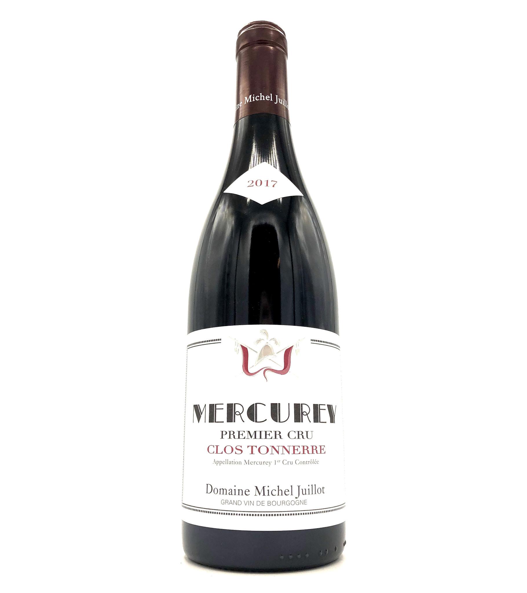 Mercurey Premier Cru Clos Tonnerre 2017 Domaine Michel Juillot