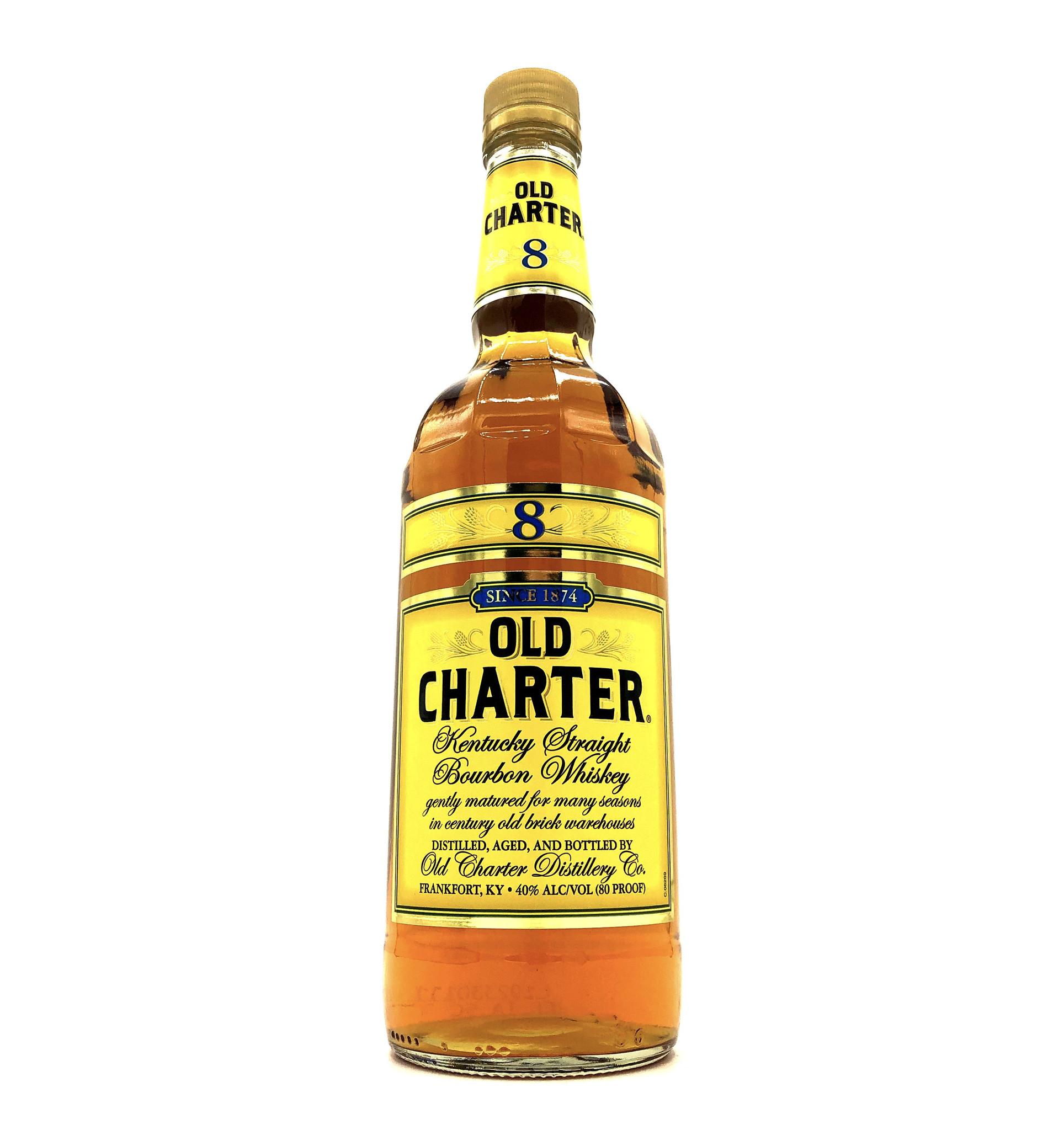 Kentucky Bourbon 8, Old Charter
