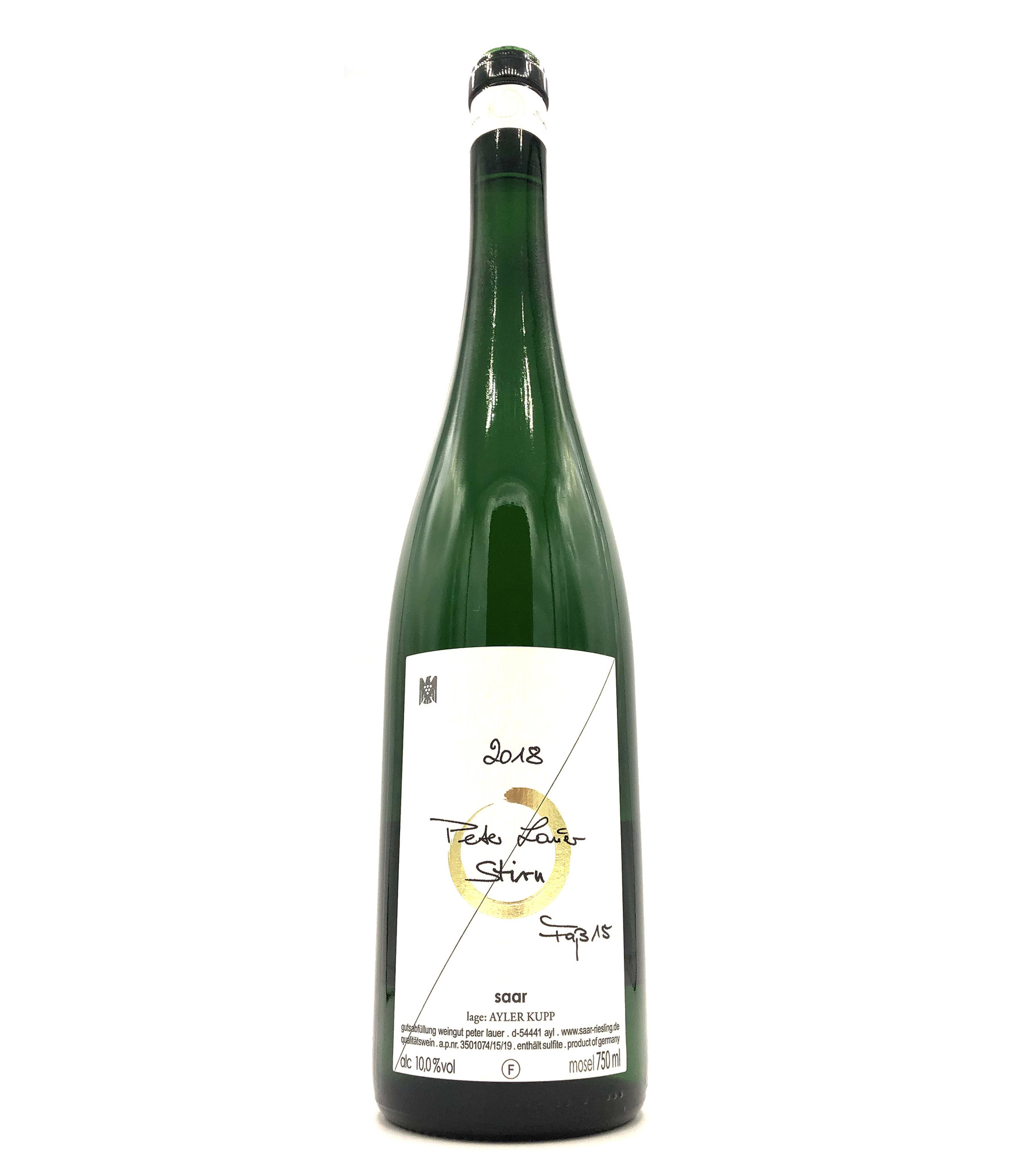 Riesling Fass 15 'Stirn' 2019 Peter Lauer