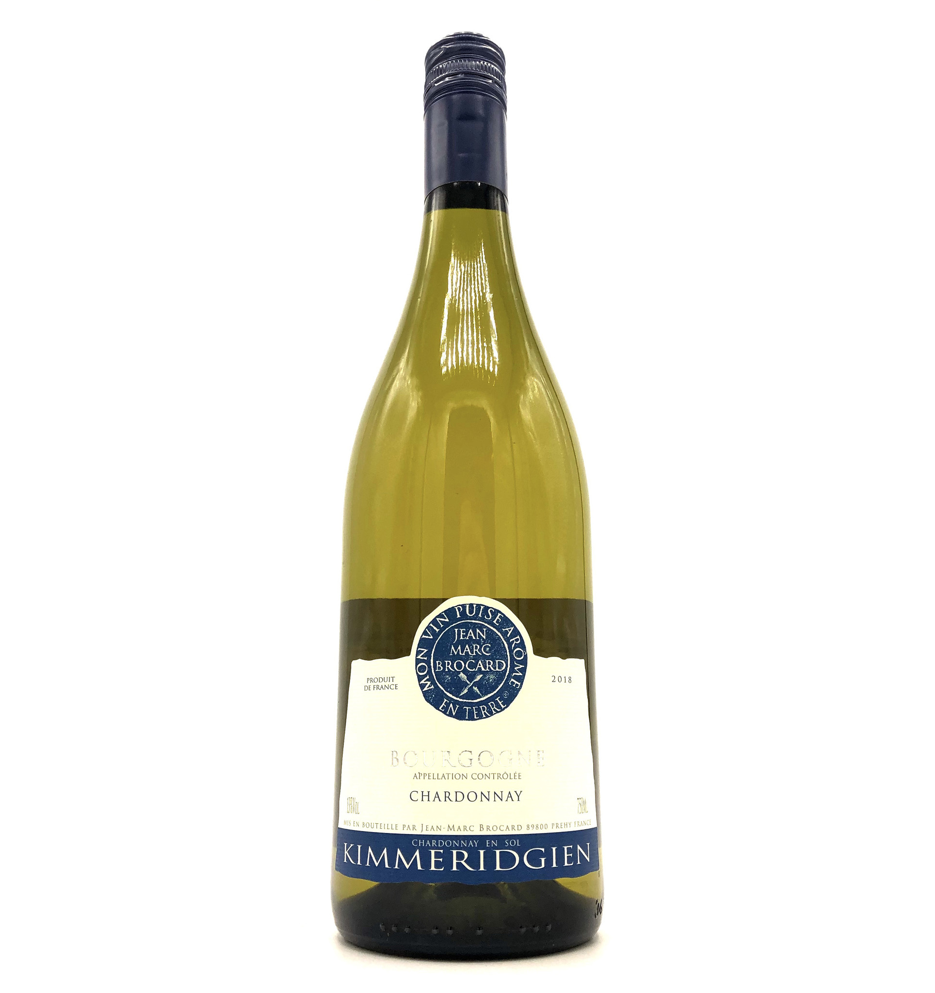 Bourgogne Chardonnay 2018 Brocard