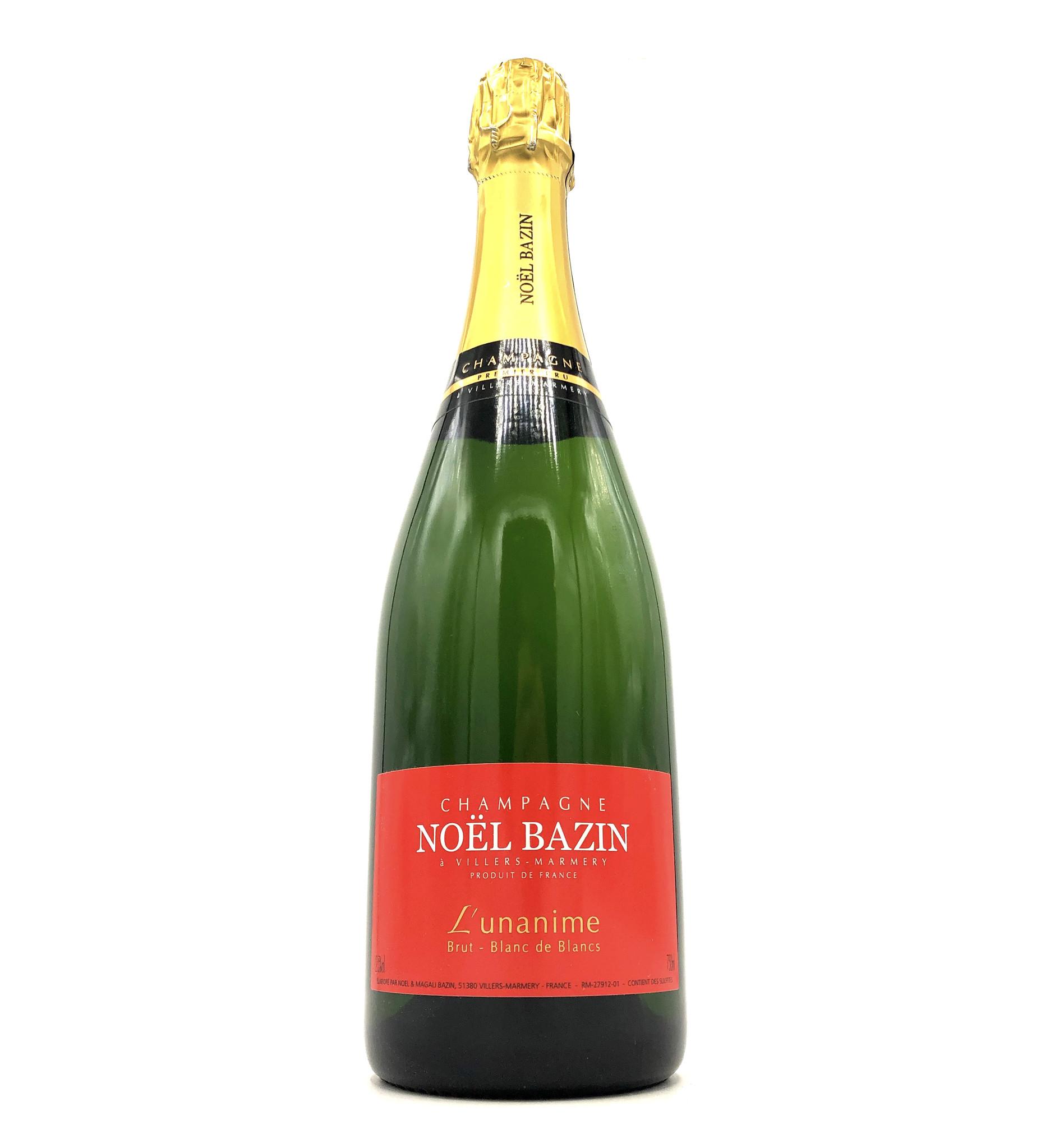 Champagne L'Unanime NV Noël Bazin