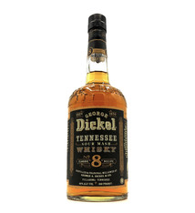 No. 8 Sour Mash Tennessee Whiskey 750ml George Dickel