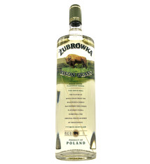 Bison Grass Vodka 1L Zubrowka