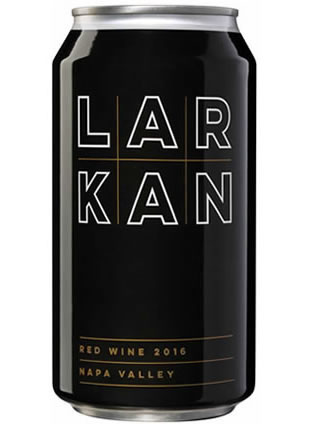 Larkan Red 375mL 2017 Larkin
