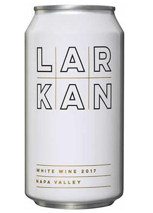 Larkan White 375mL 2018 Larkin*