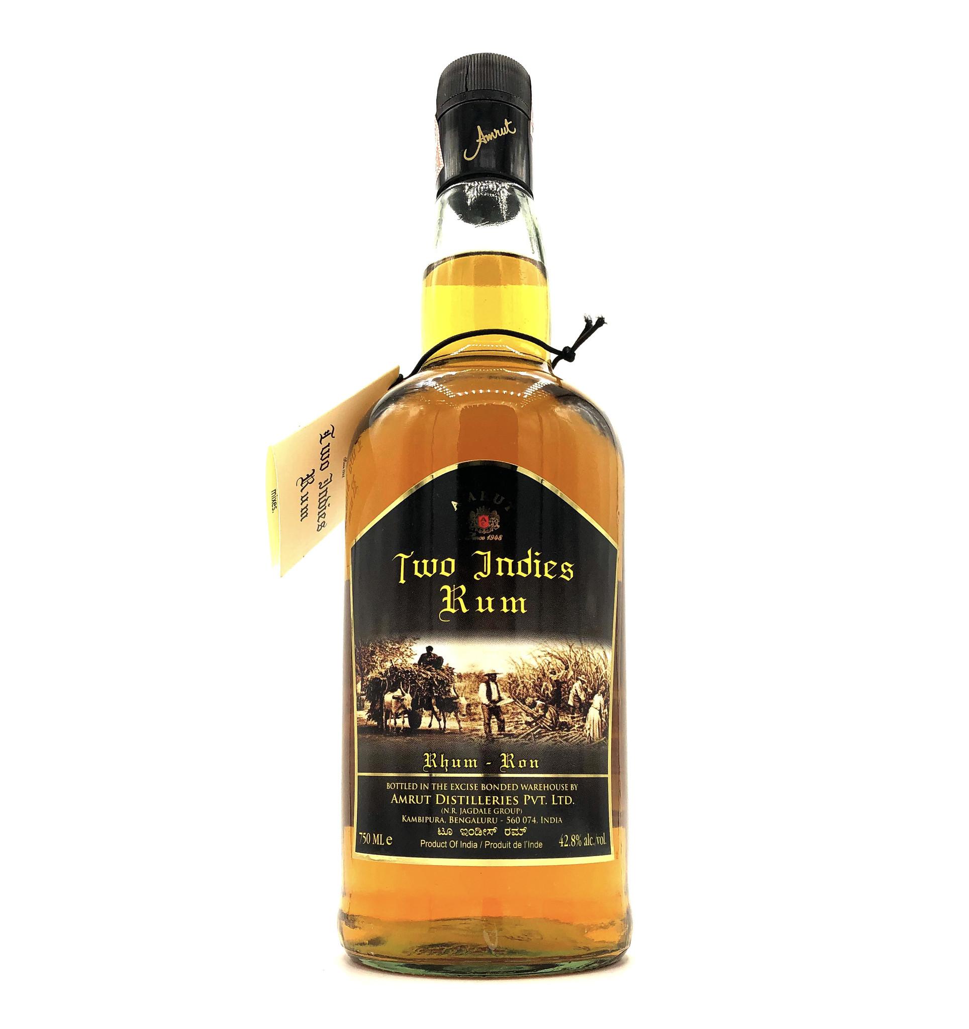 Two Indies Rum 750ml Amrut