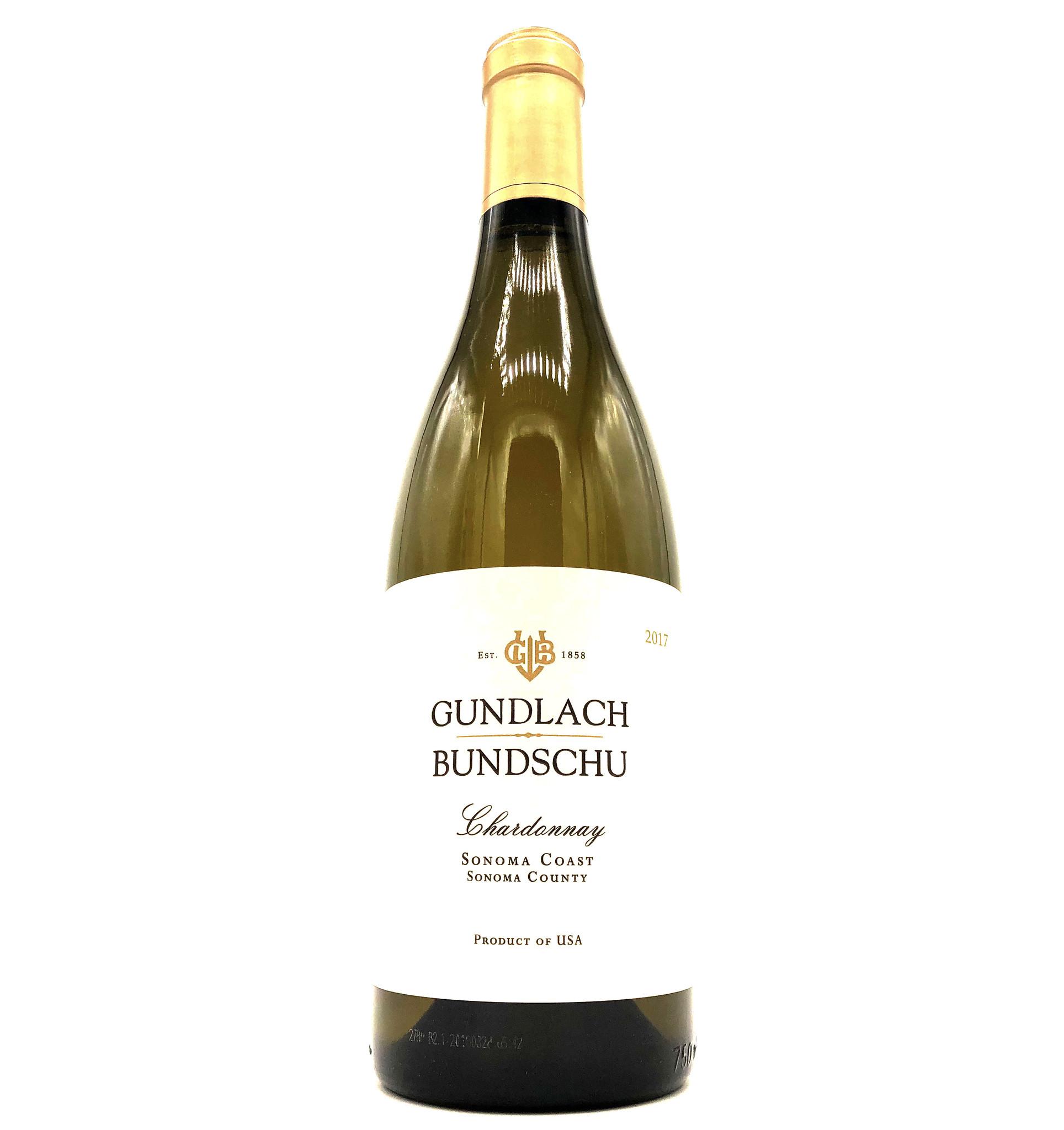 Chardonnay 2017 Gundlach Bundschu