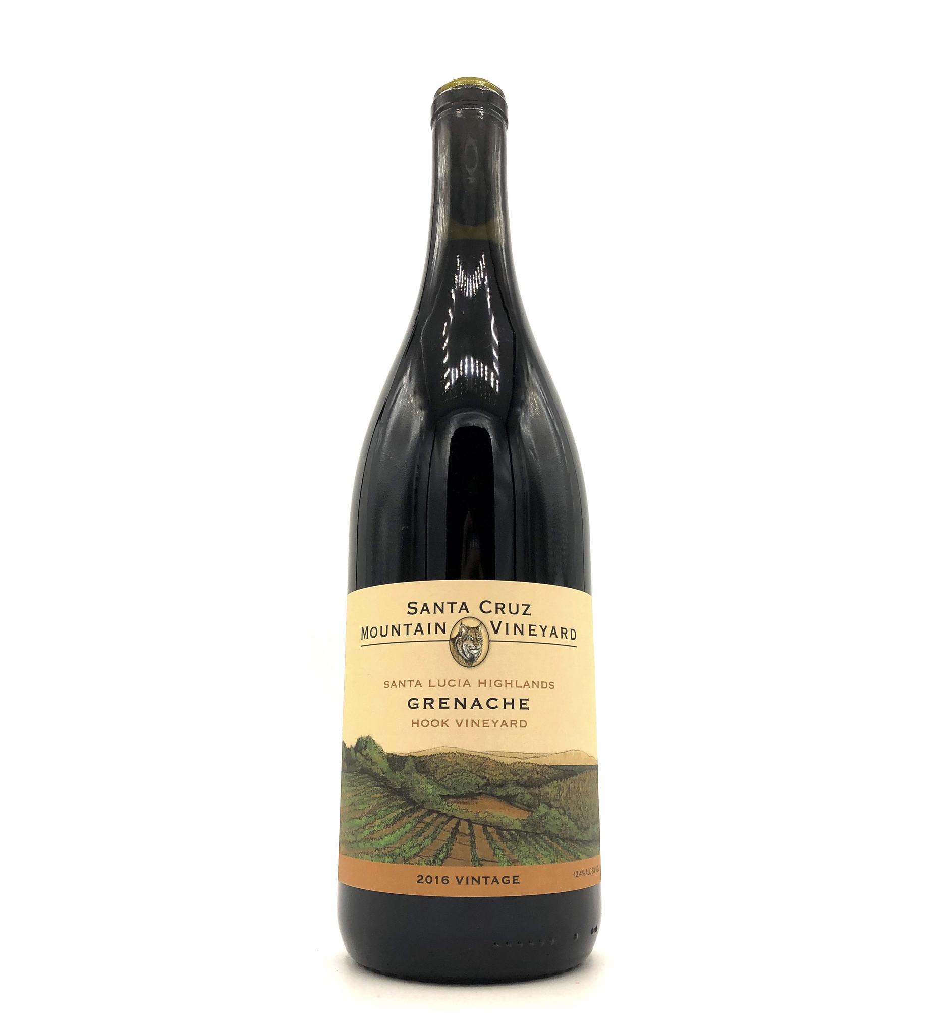 Grenache Hook 2017 Santa Cruz Mountain Vineyards