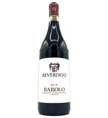 Barolo 2015 Reverdito