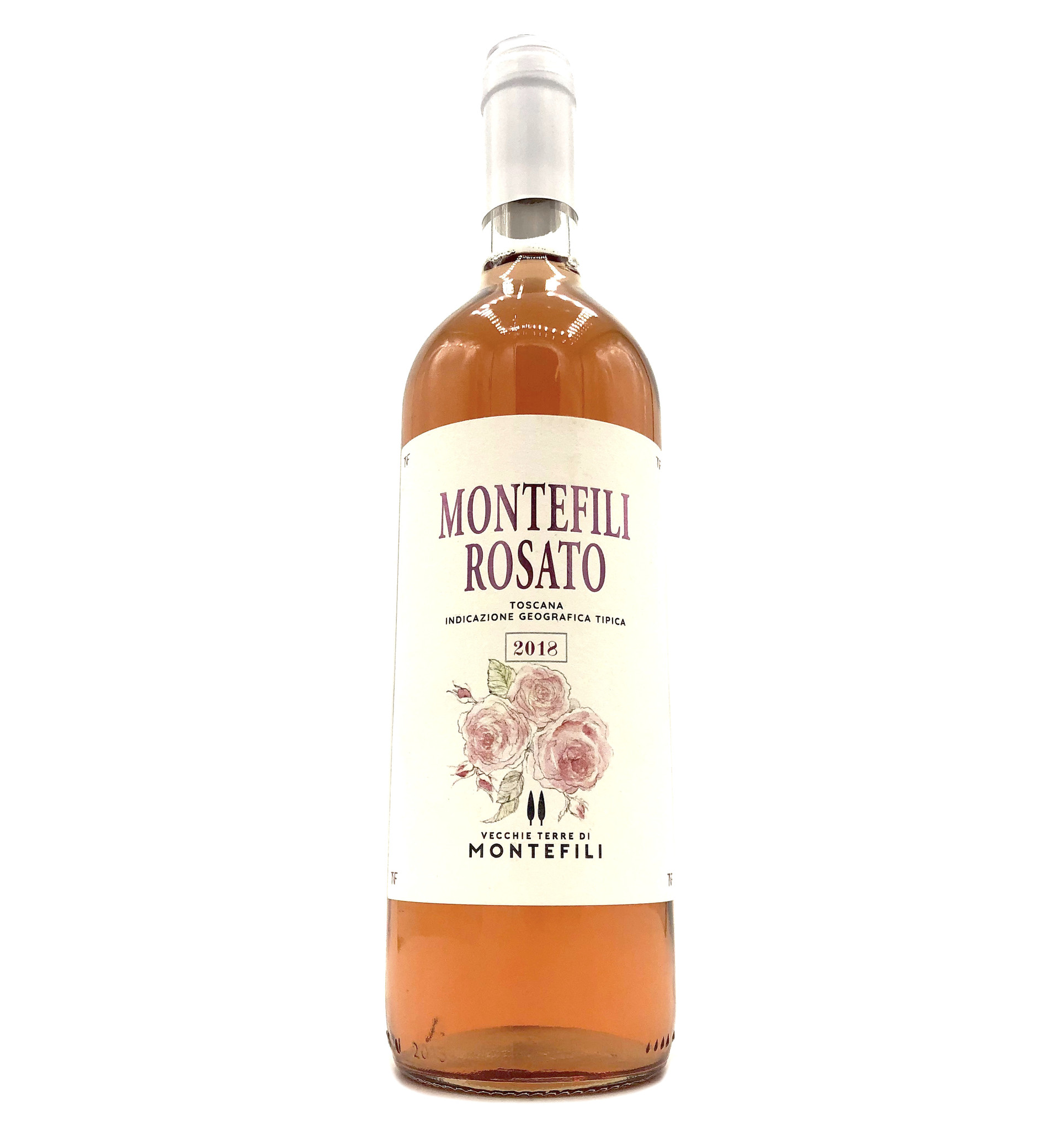 Toscana Rosato 2018 Montefili