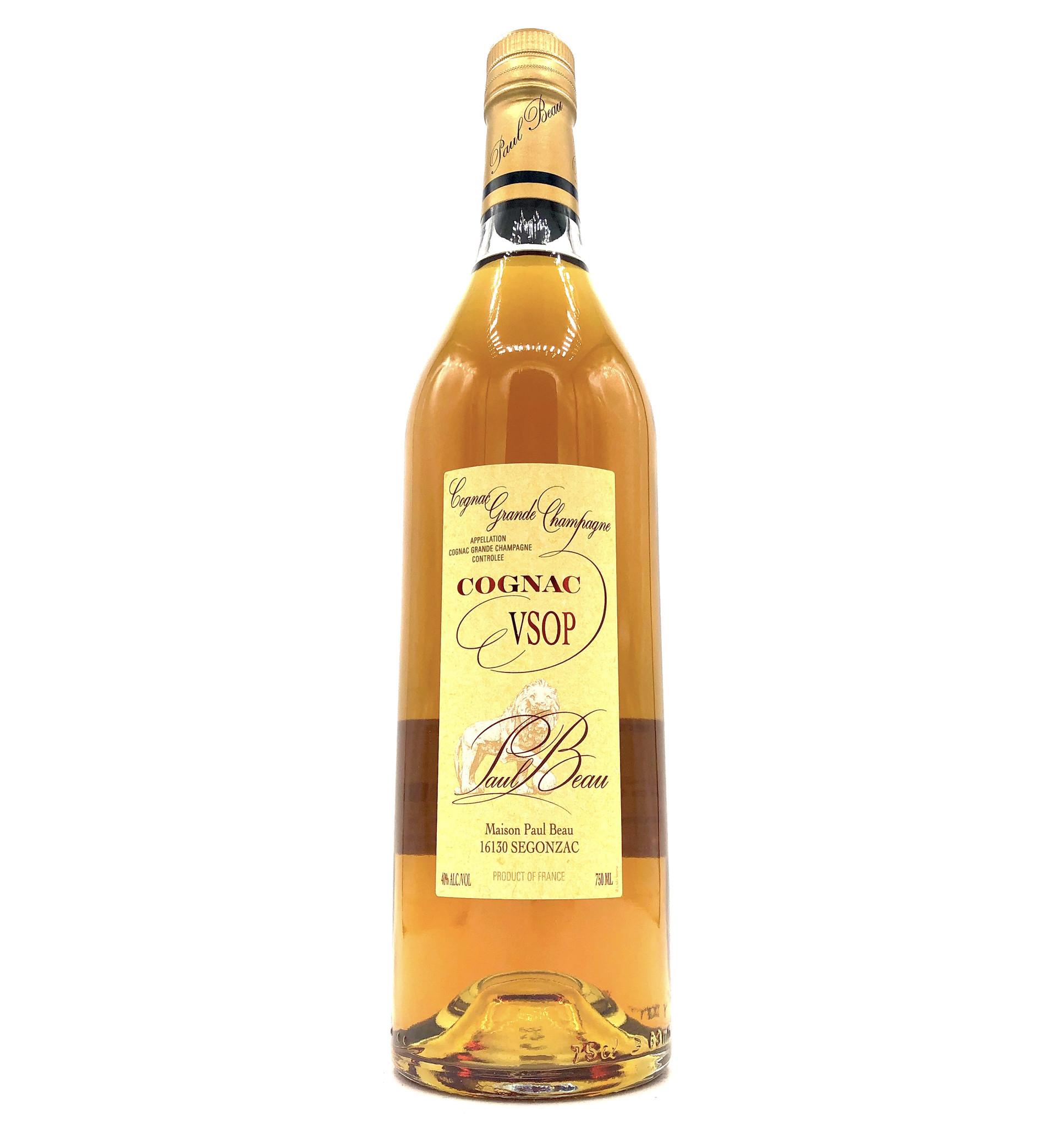 Cognac VSOP 750ml Paul Beau
