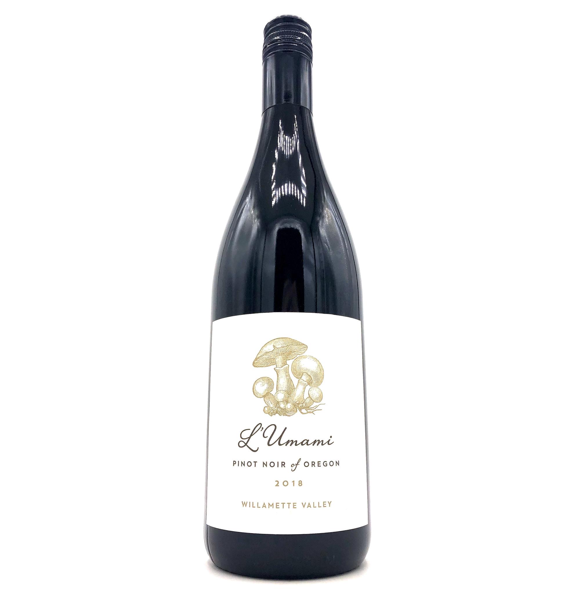 Pinot Noir 2018 L'Umami