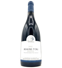 "Beaune Rouge ""Grèves"" 2012 Berthelemot"