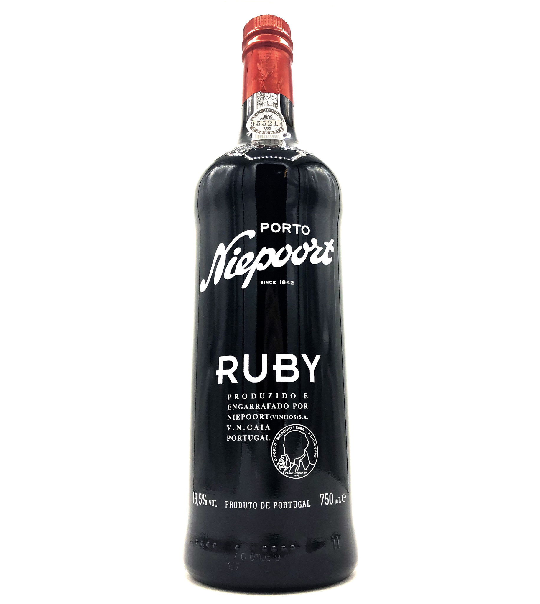 Ruby Port NV 750mL Niepoort