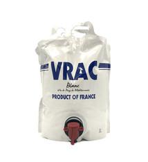 Blanc 3L Pouch 2019 VRAC