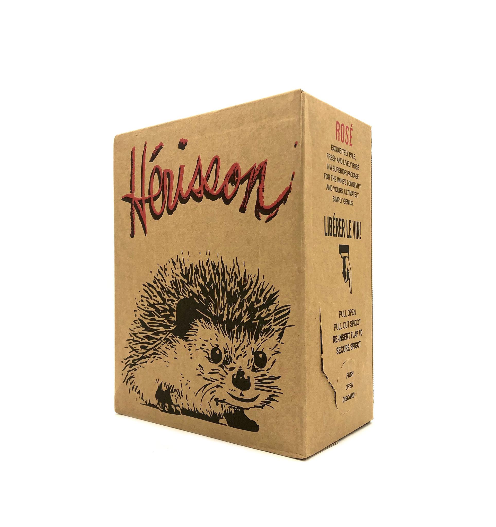 Rosé 3L 2019 Hérisson