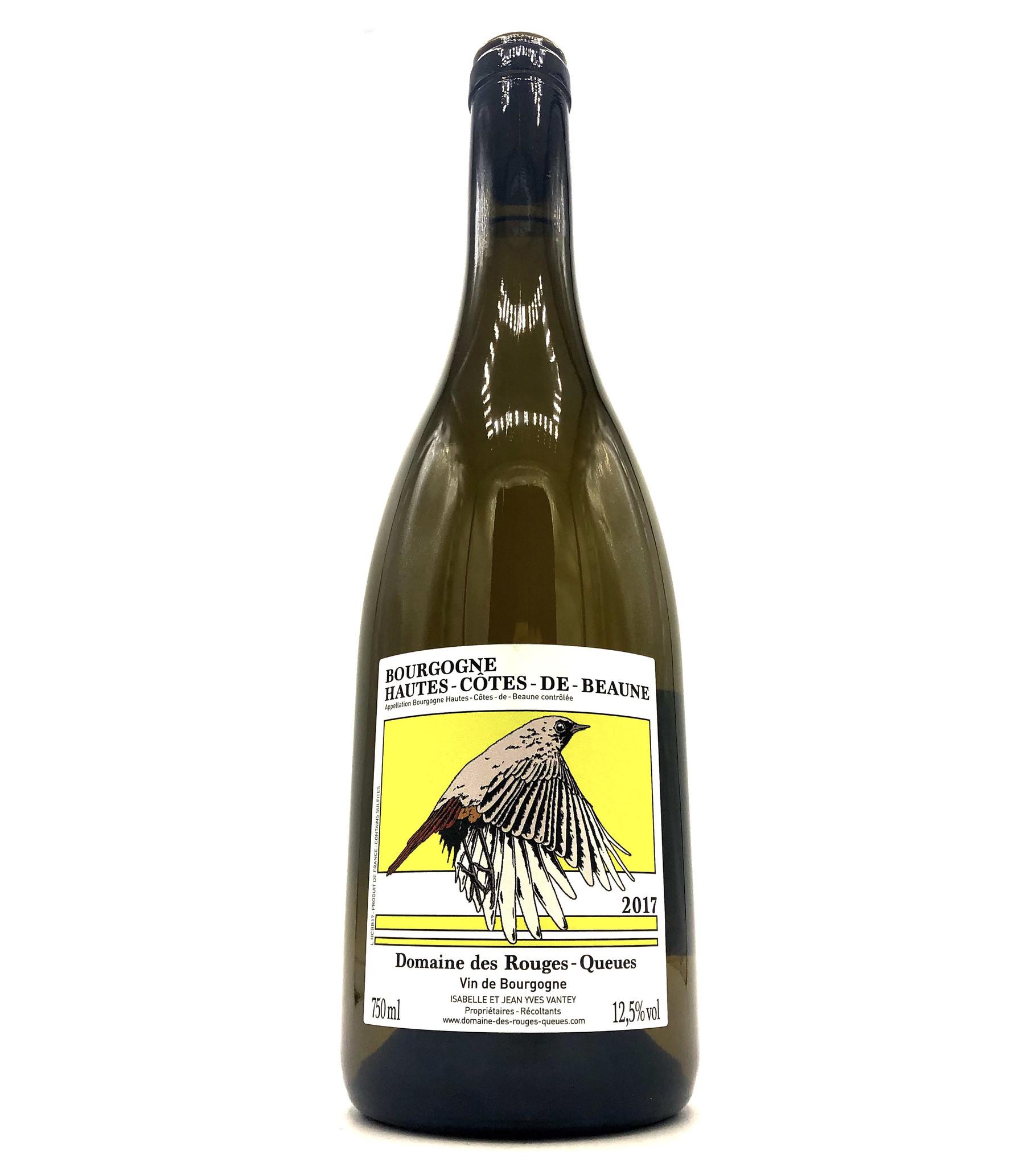 Haute-Côtes de Beaune Blanc 2017 Rouges-Queues