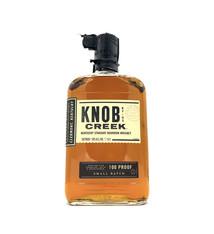 Bourbon Small Batch 100 Proof 750ml Knob Creek