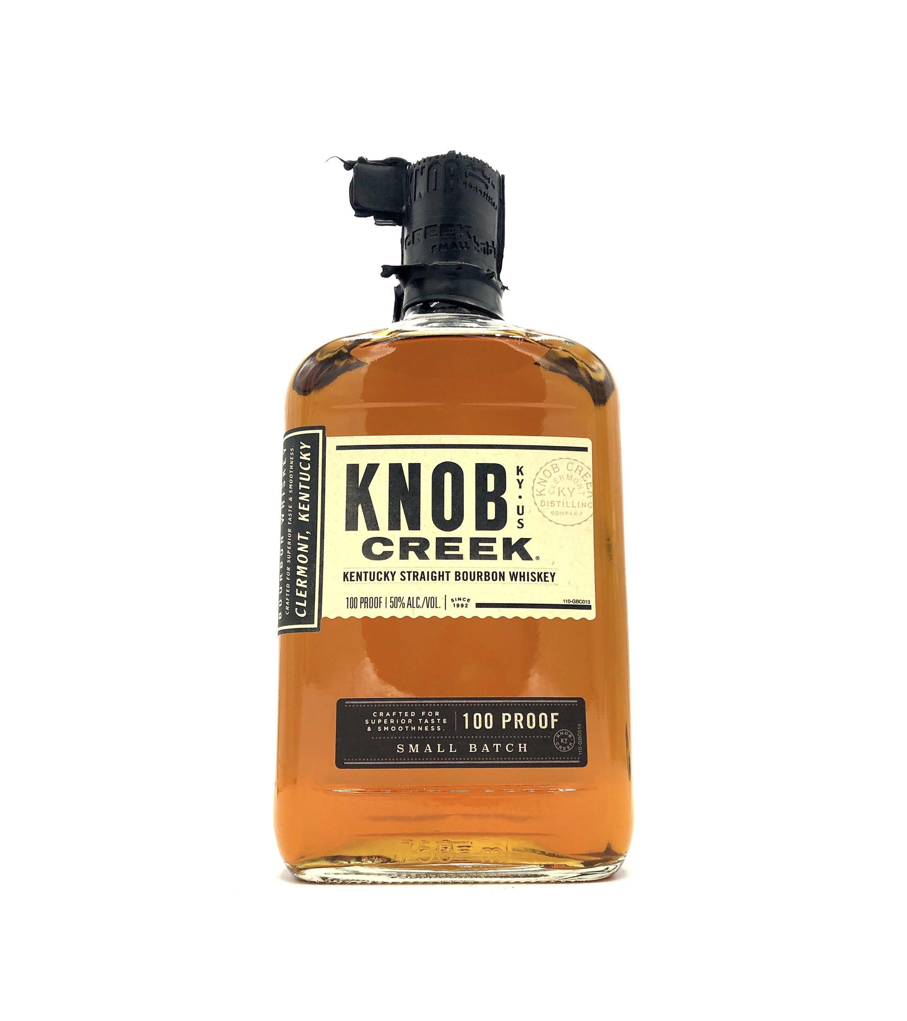 Bourbon Small Batch 9 yr 750ml Knob Creek