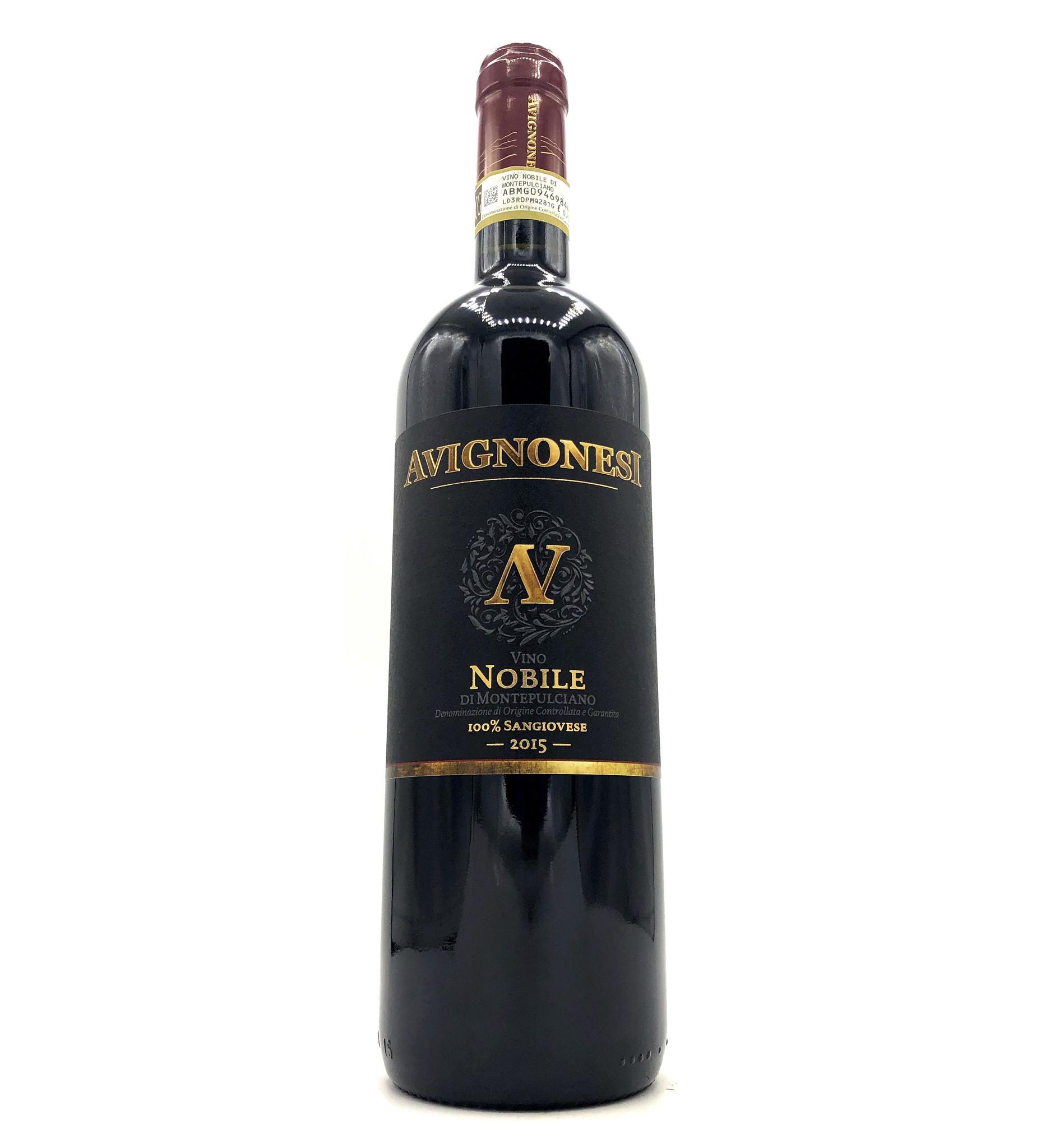 Vino Nobile di Montepulciano 2015 Avignonesi