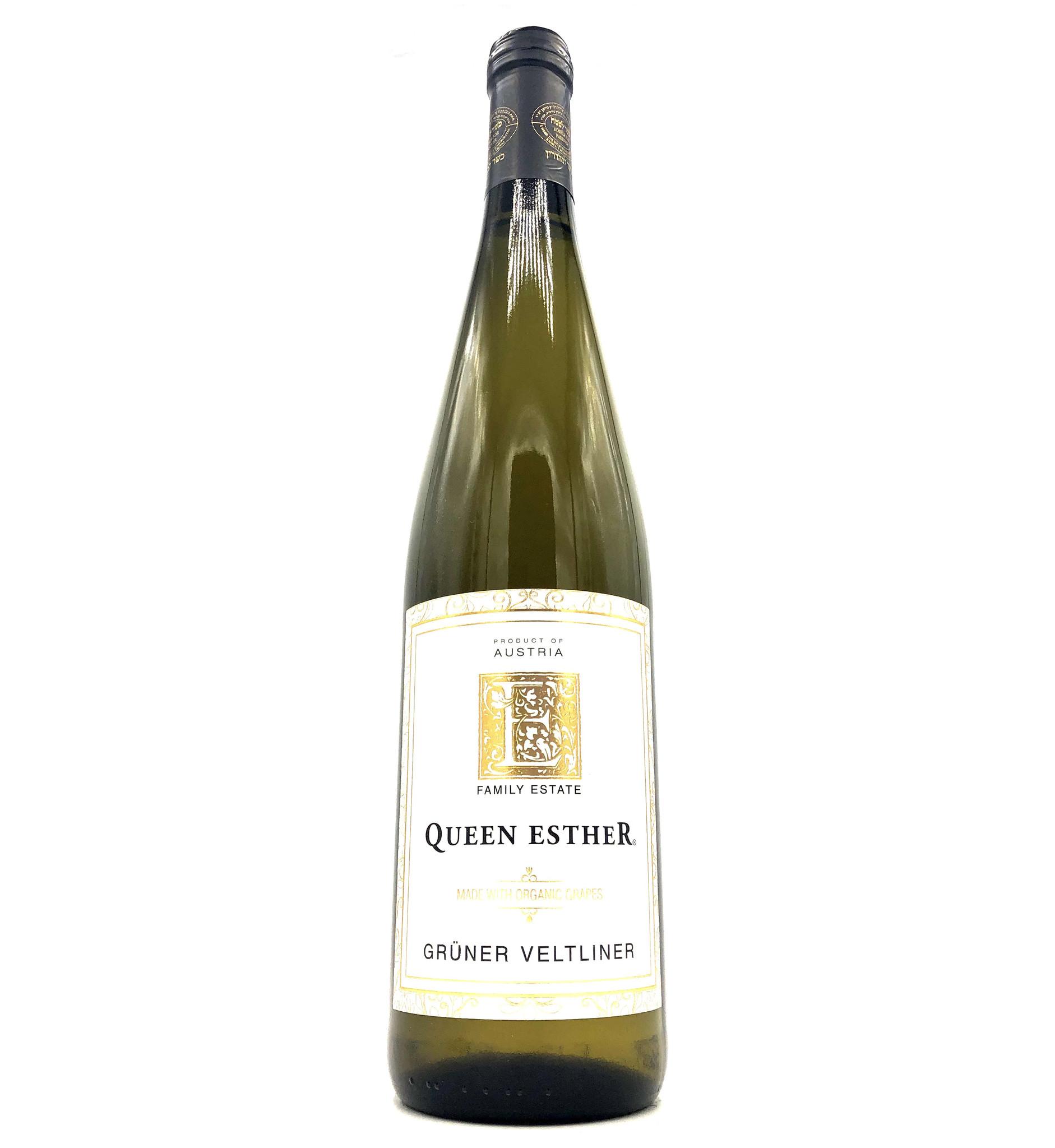 Kosher Grüner Veltliner 2018 Queen Esther