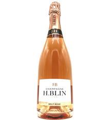 Champagne Brut Rose NV H. Blin