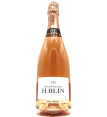Rose Champagne NV H. Blin