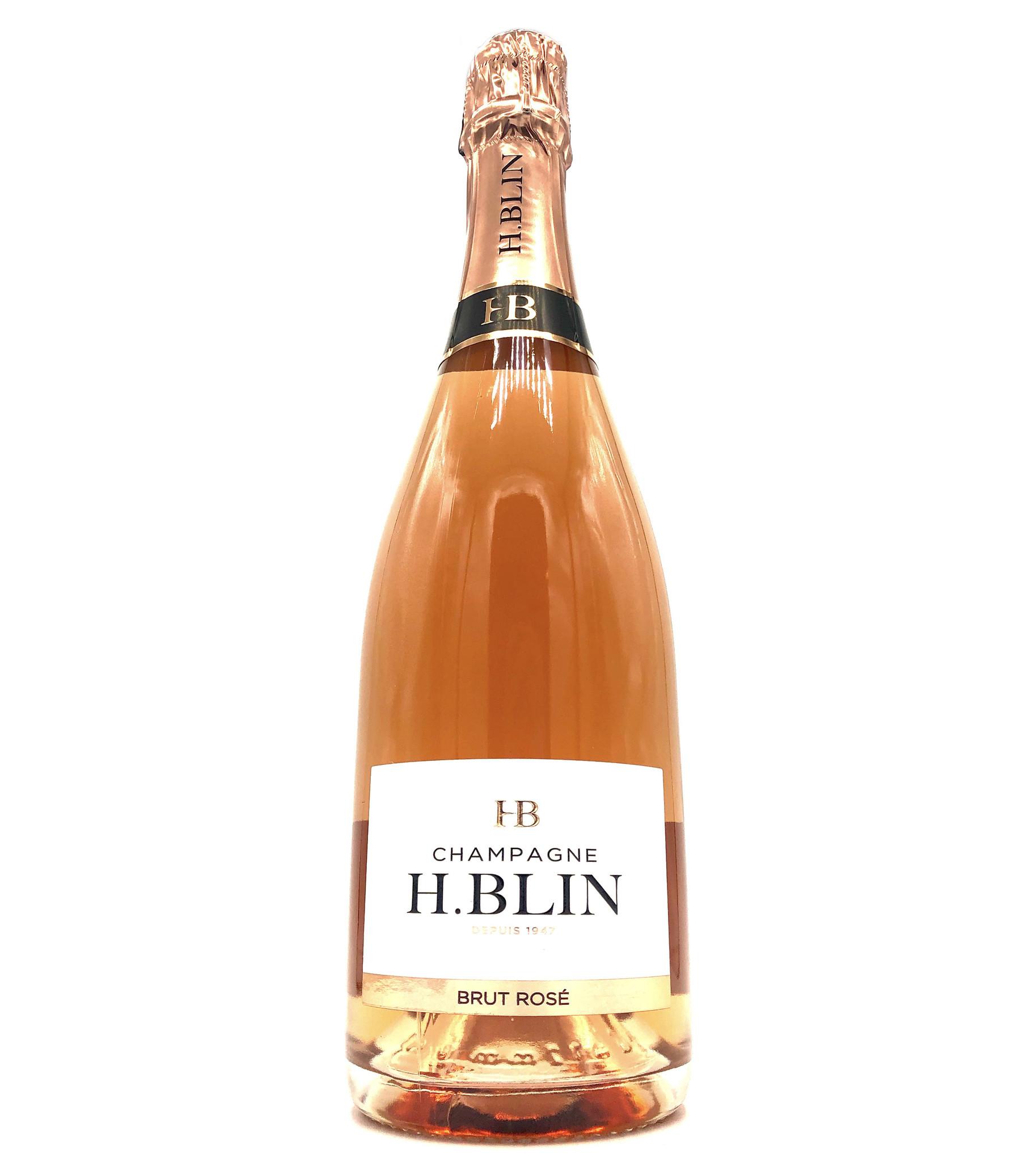 Champagne Brut Rosé NV H. Blin