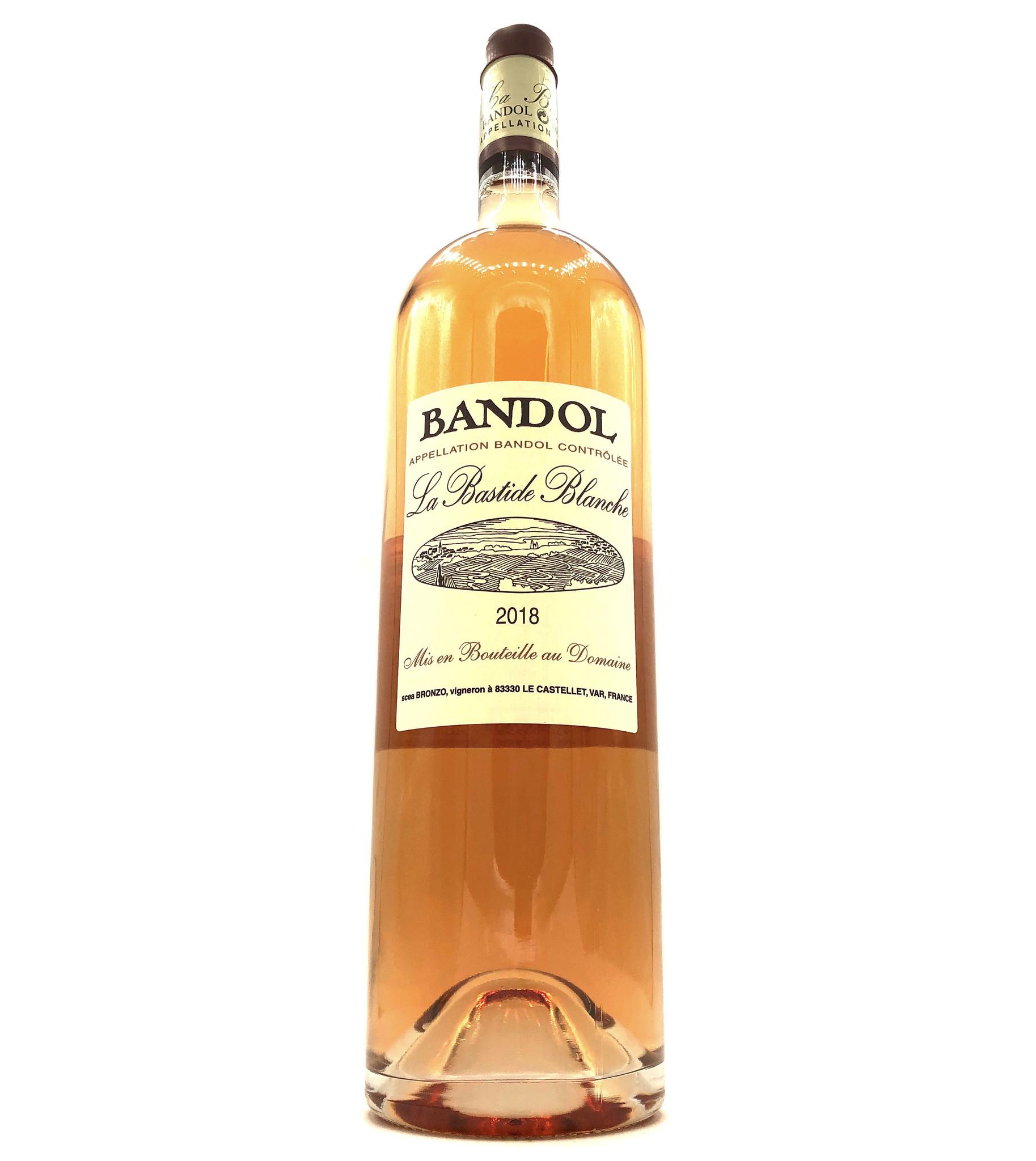 Bandol Rosé 1.5L 2018 La Bastide Blanche