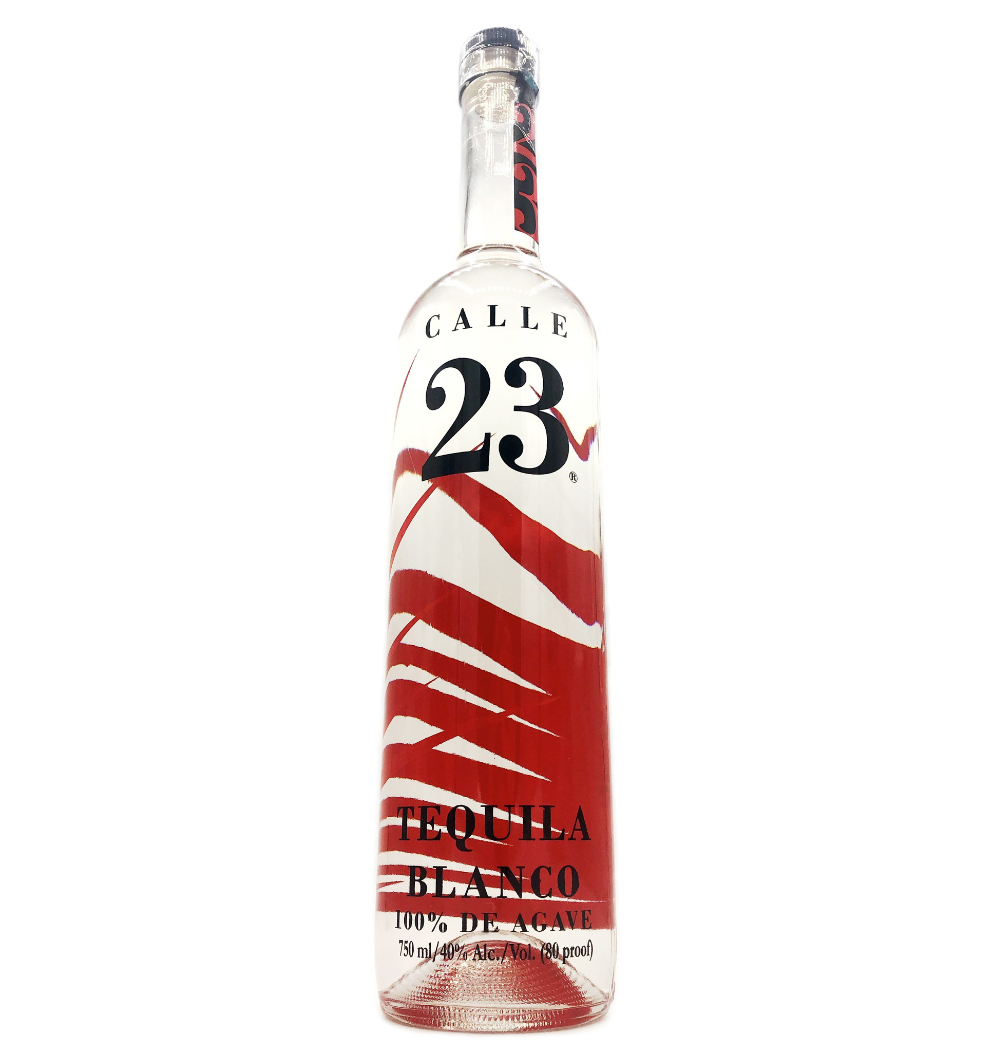 Blanco Tequila 750ml Calle 23 Tequila