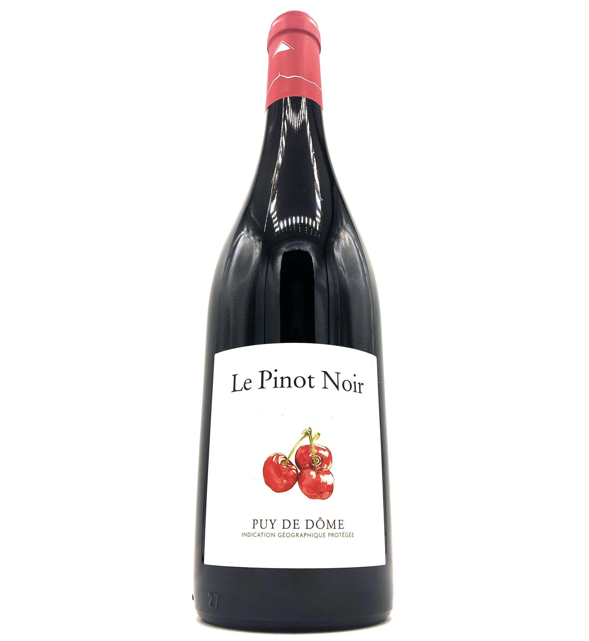 Le Pinot Noir 2018 Saint Verny Vignobles