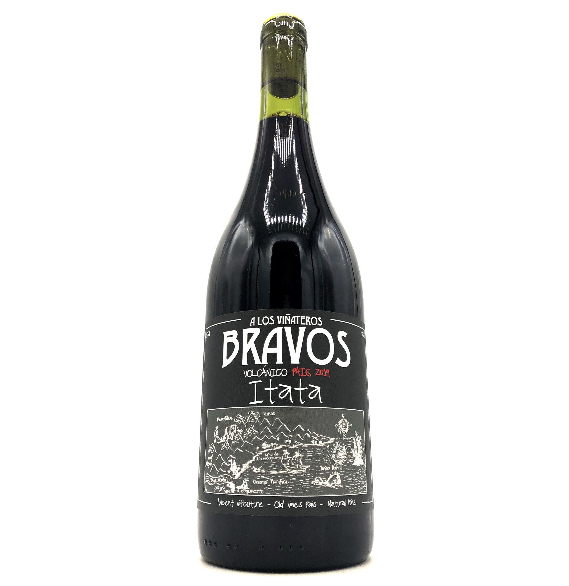 """Pais """"Volcanico"""" 2019 Viñateros Bravos"""
