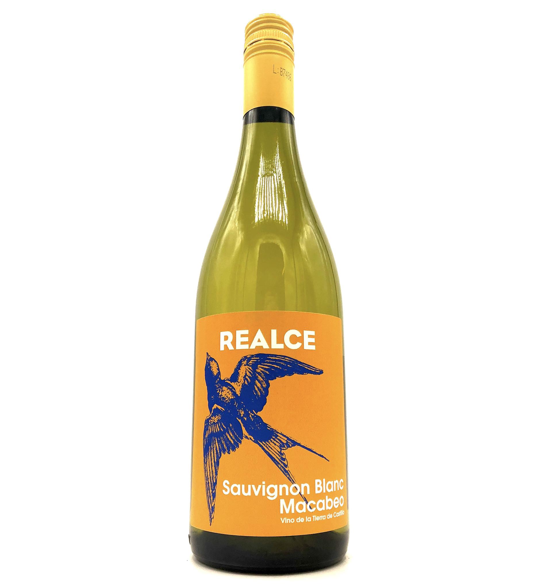 Sauvignon Blanc/Macabeo 2019 Realce